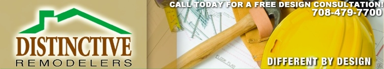 Remodeling Contractors Distinctive Remodeling, Call today 708-479-7700
